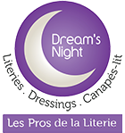 Dream's Night Les Pros de la Literie